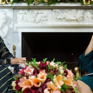 Michelle Obama Oprah Winfrey Malia