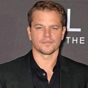 Matt Damon Ocean's 8 Movie Petition