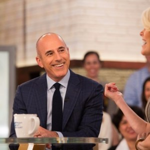 Matt Lauer Megyn Kelly TODAY