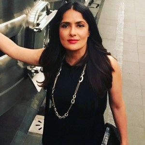 Salma Hayek Harvey Weinstein MeToo