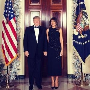 Donald Trump Melania Trump Michael Wolff