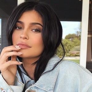 Kylie Jenner Kim Kardashian Travis Scott