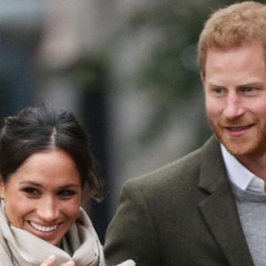 Meghan Markle Prince Harry Wedding Hands-On