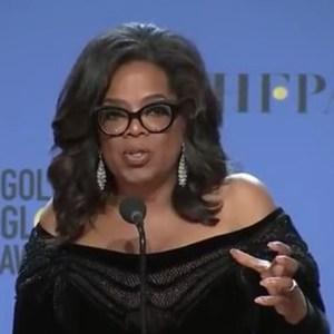 Oprah Winfrey Donald Trump 2020 Presidential Election