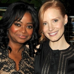 Octavia Spencer Jessica Chastain Movie Pay