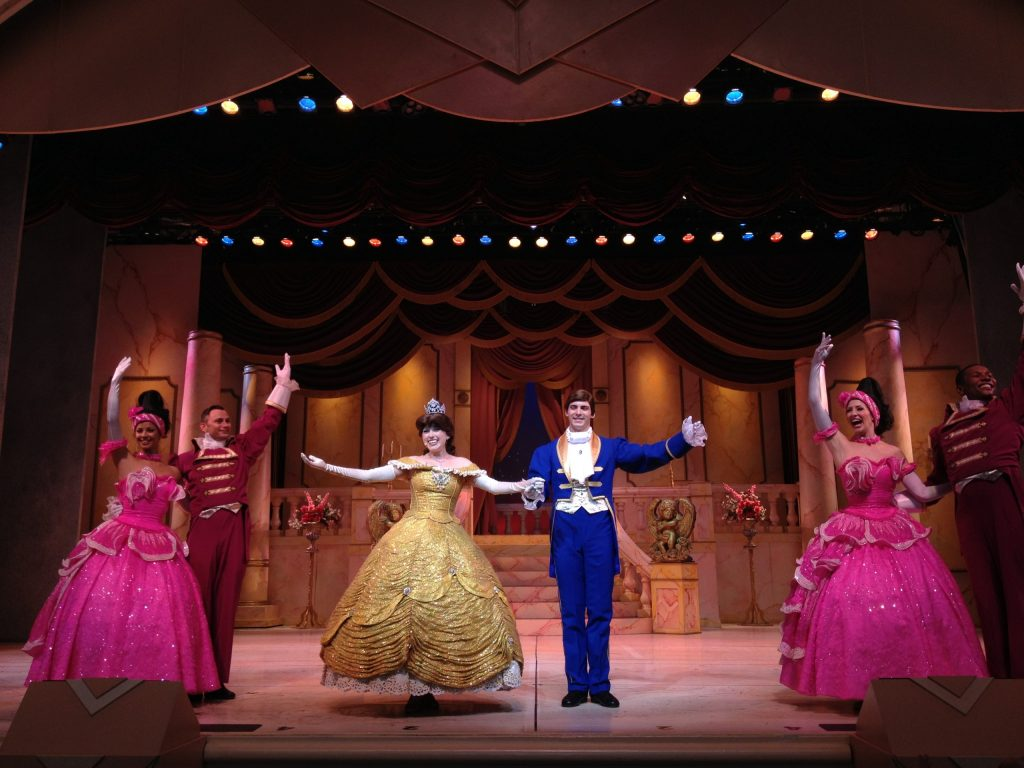 Disney's Beauty and the Beast, Live on Stage at Hollywood Studios