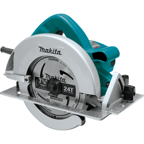 "Makita 5007F 7-1/4"" circular saw"