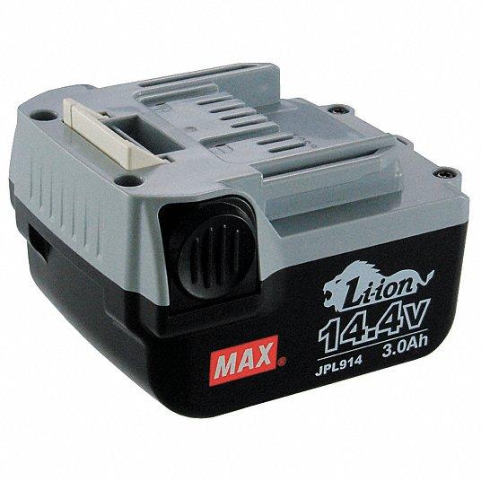 MAX JPL91440A 14.4V 4.0Ah Lithium Ion battery