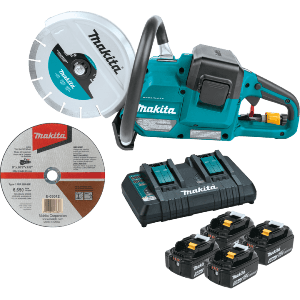 Makita XEC01PT1 9in Power Cutter Kit