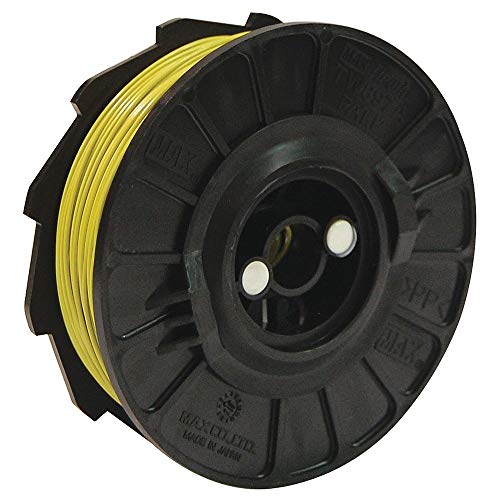 Max TW898-PC poly coated tie wire