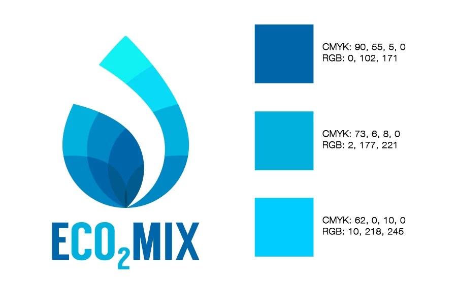 logotipo final y colores corporativos.