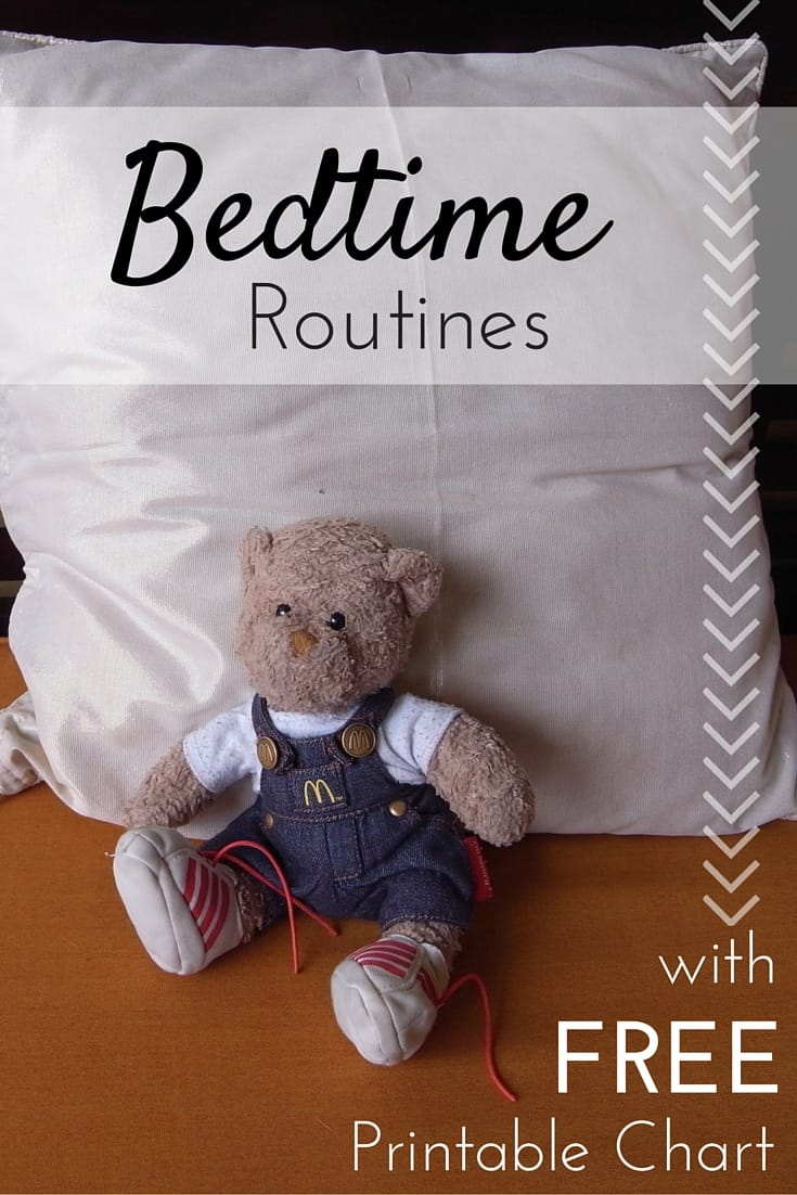 Bedtime Routines for Children PLUS Free Printable  Hey Donna