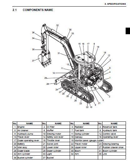 CASE CX40B, CX50B HYDRAULIC EXCAVATOR SERVICE REPAIR