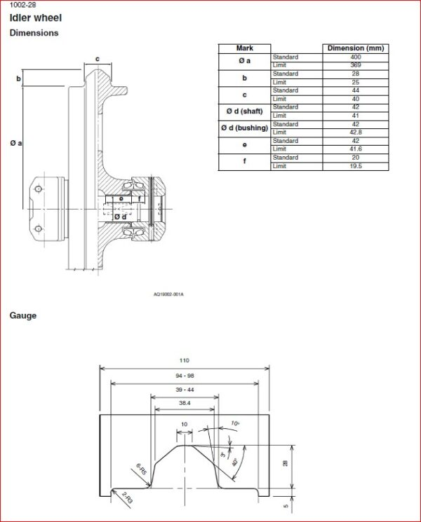 Case CX75SR / CX80 Tier 3 Crawler Excavator Workshop