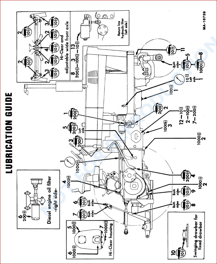 CASE IH 686 GEAR DRIVE & 86 HYDRO TRACTOR OPERATORS MANUAL