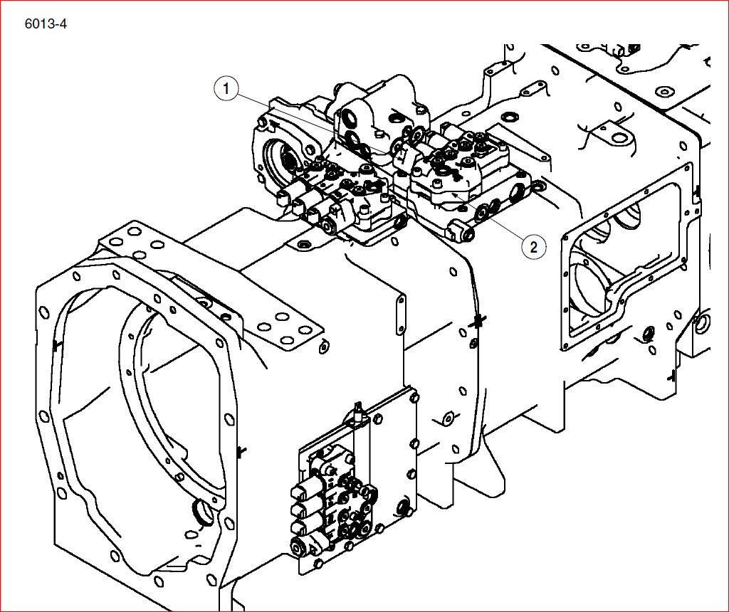 Case Magnum 225 250 280 310 Series Tractor Shop Manual