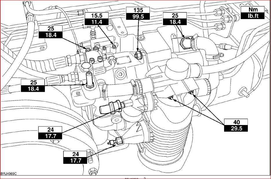 Case Tractor Ih Maxxum Multicontroller 100 110 115 120 125