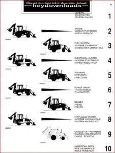 Case 580m 580 Super M Loader Backhoe Tractor Parts Manual