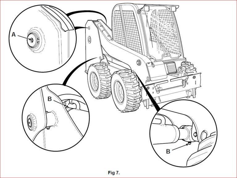 Jcb 1110t 1110thf Robot Workshop Service Manual For Repair