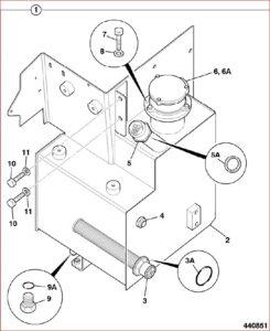 Jcb 8080 Mini Crawler Excavator Parts Catalogue Manual