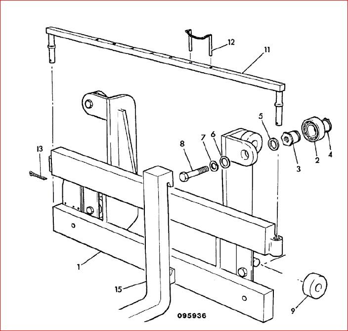 Jcb 930-4 Le Forklift Parts Catalogue Manual- PDF DOWNLOAD