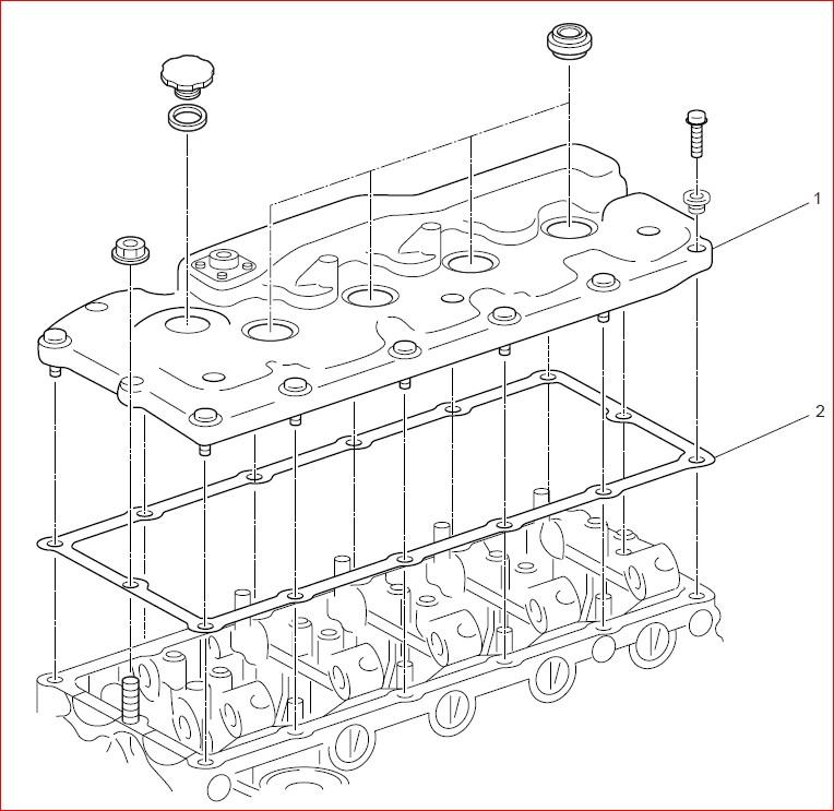 Jcb Isuzu Engine A1-4jj1 Service Repair Workshop Manual