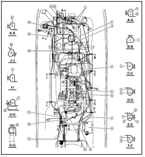 2004-2005 Yamaha Waverunner Vx110 Sport Vx110 Deluxe