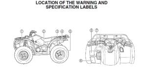 2005-2006 Yamaha Kodiak 400 4x4 Service Manual And Atv