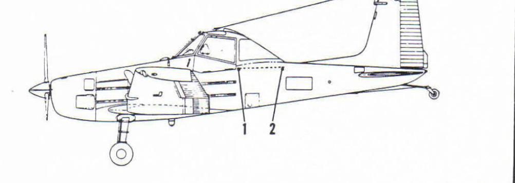 Cessna Aircraft 188 T188 Service Repair Manual 1966 1984