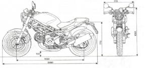 Ducati Monster M 600 Desmodue Workshop Service Repair
