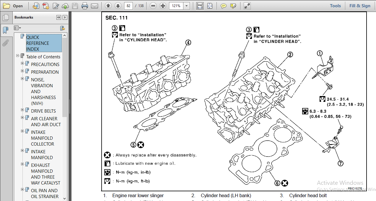 FREE Download Infiniti G35 Coupe+Sedan 2003-2008 Service