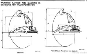Hitachi Ex135usr Excavator Service Manual Set ~ Hey Downloads