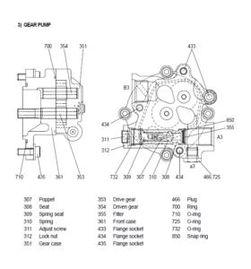 Hyundai R160lc 3 Crawler Excavator Workshop Service Manual
