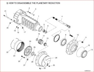 Hyundai Hl740 9 Wheel Loader Workshop Repair Service
