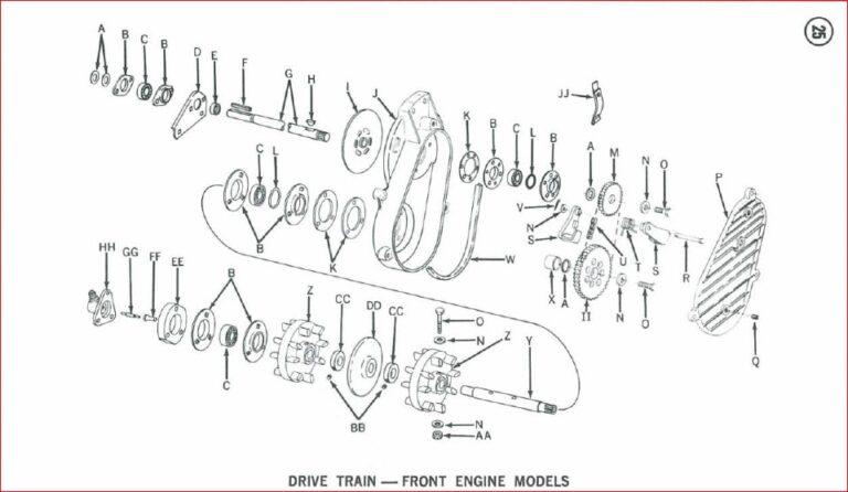 Kawasaki Ltd 440 1976-1980 Factory Service Repair Manual