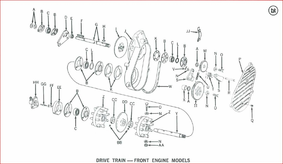 Kawasaki Ltd 440 1976-1980 Factory Service Repair Manual