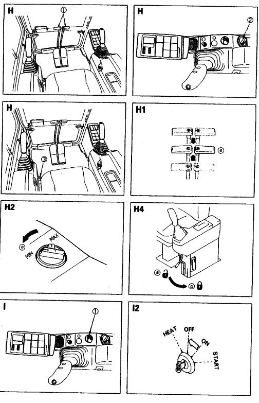 Komatsu Pc100-5 Pc120-5 Operation And Maintenance Manual