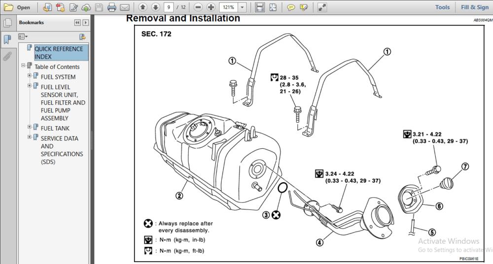 INFINITI M35-M45 Y34 Y50 2003-2007 SERVICE MANUAL FREE PDF