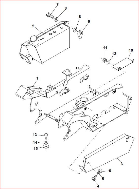 Still Lpg Fork Truck R70 20t R70 25t R70 30t Illustrated