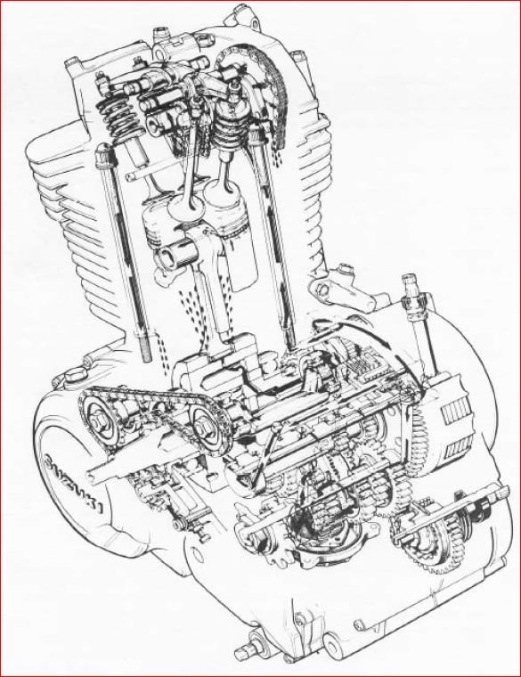 Suzuki Dr500s Dr500 Dr 500 Motorcycle 1981-1989 Service