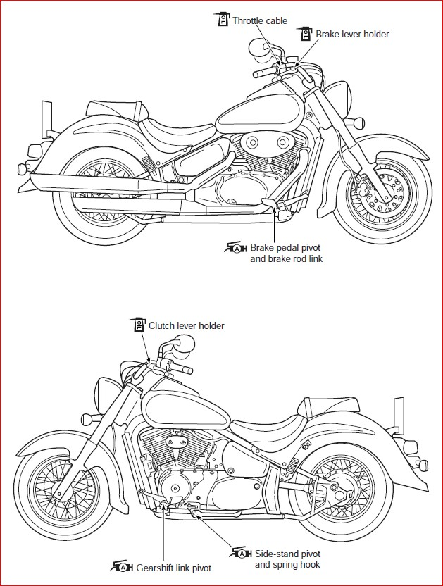 Suzuki Vl800 Intruder 2001-2009 Workshop Service Manual