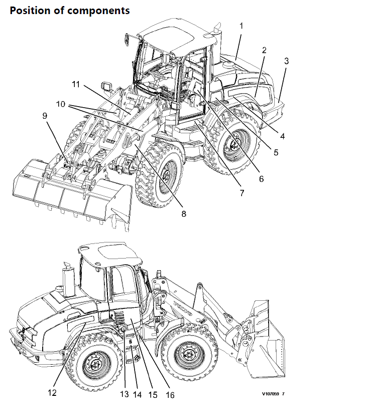 Volvo L25f Compact Wheel Loader Workshop Service Repair