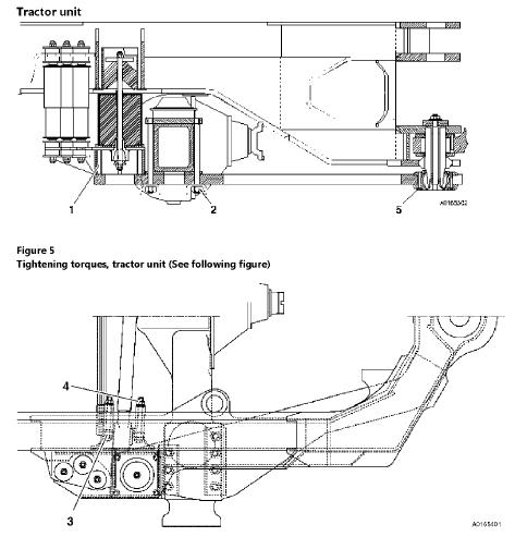 Volvo A40 Articulated Dump Truck Service Repair Manual