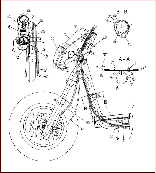 Yamaha Ew50 & Ew 50N 2003-2006 Workshop Service Repair