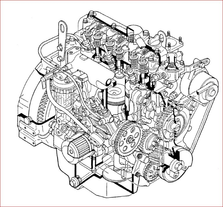 Yanmar 3tn84l rtbzvm Industrial Diesel Engine Full Service