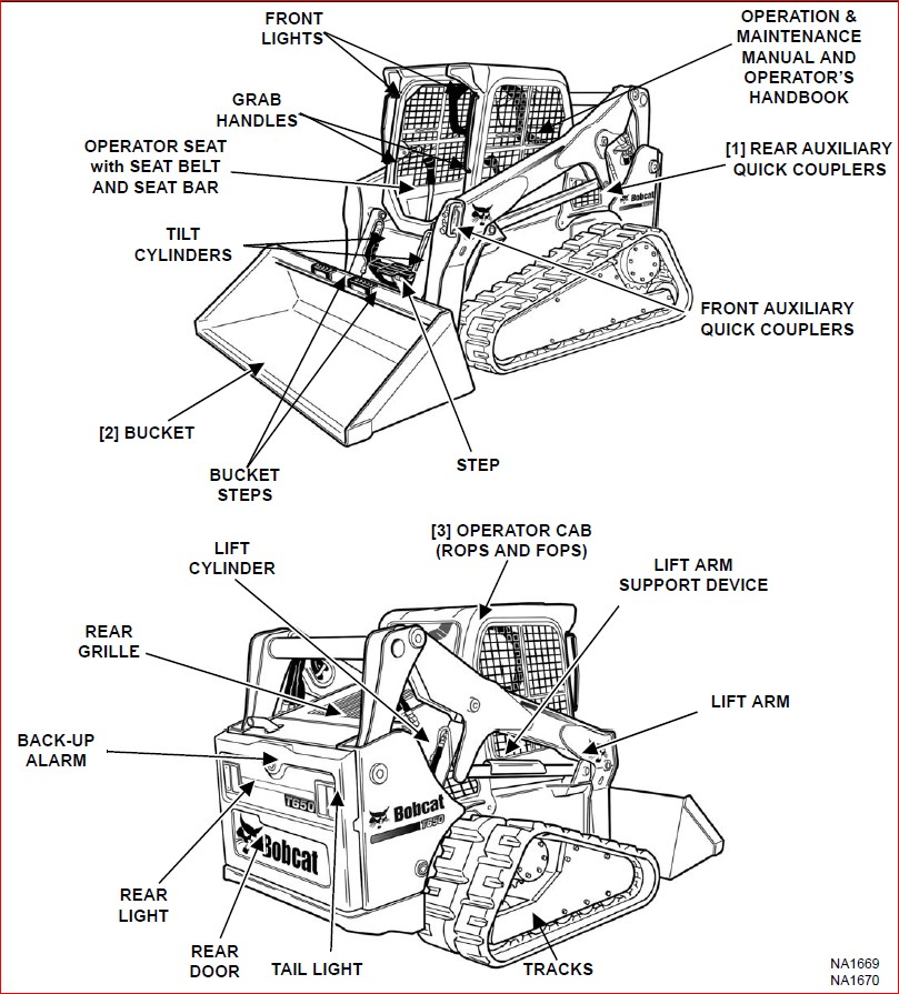 BOBCAT T650 COMPACT TRACK LOADER SERVICE REPAIR WORKSHOP