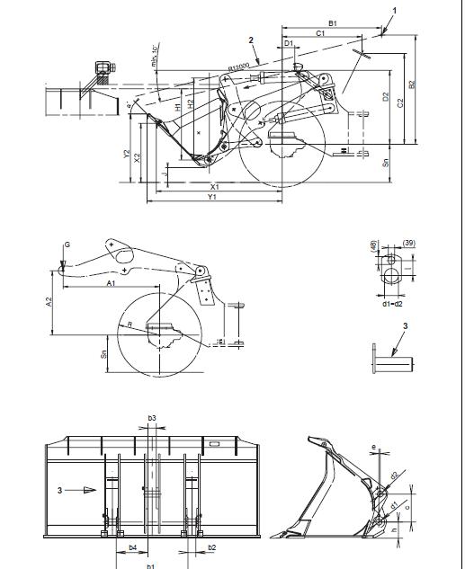 Komatsu Wa470-3h Operation And Maintenance Manual PDF