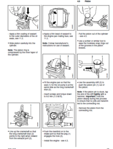 Stihl 017 018 Chain Saws Parts Workshop Service Repair