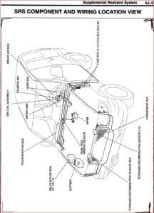 1995 ISUZU TROOPER UX WORKSHOP SERVICE REPAIR MANUAL