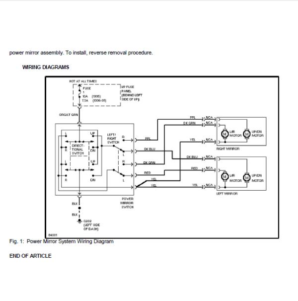 1996 Mazda B4000 Pickup Truck Service Repair Manual 96